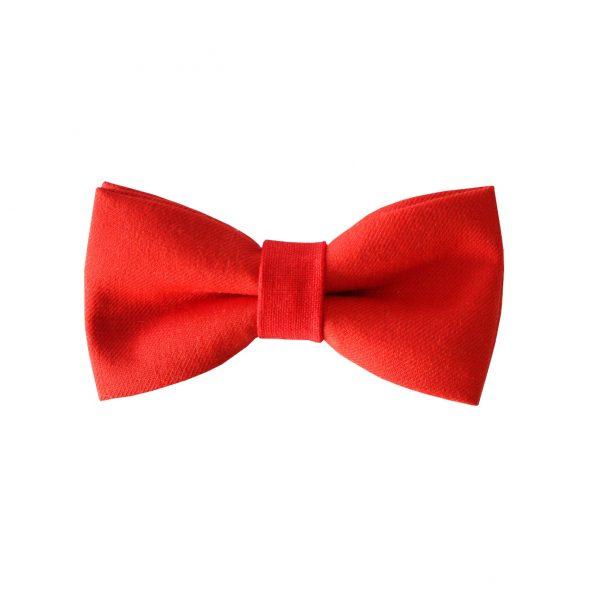 uni red bow tie